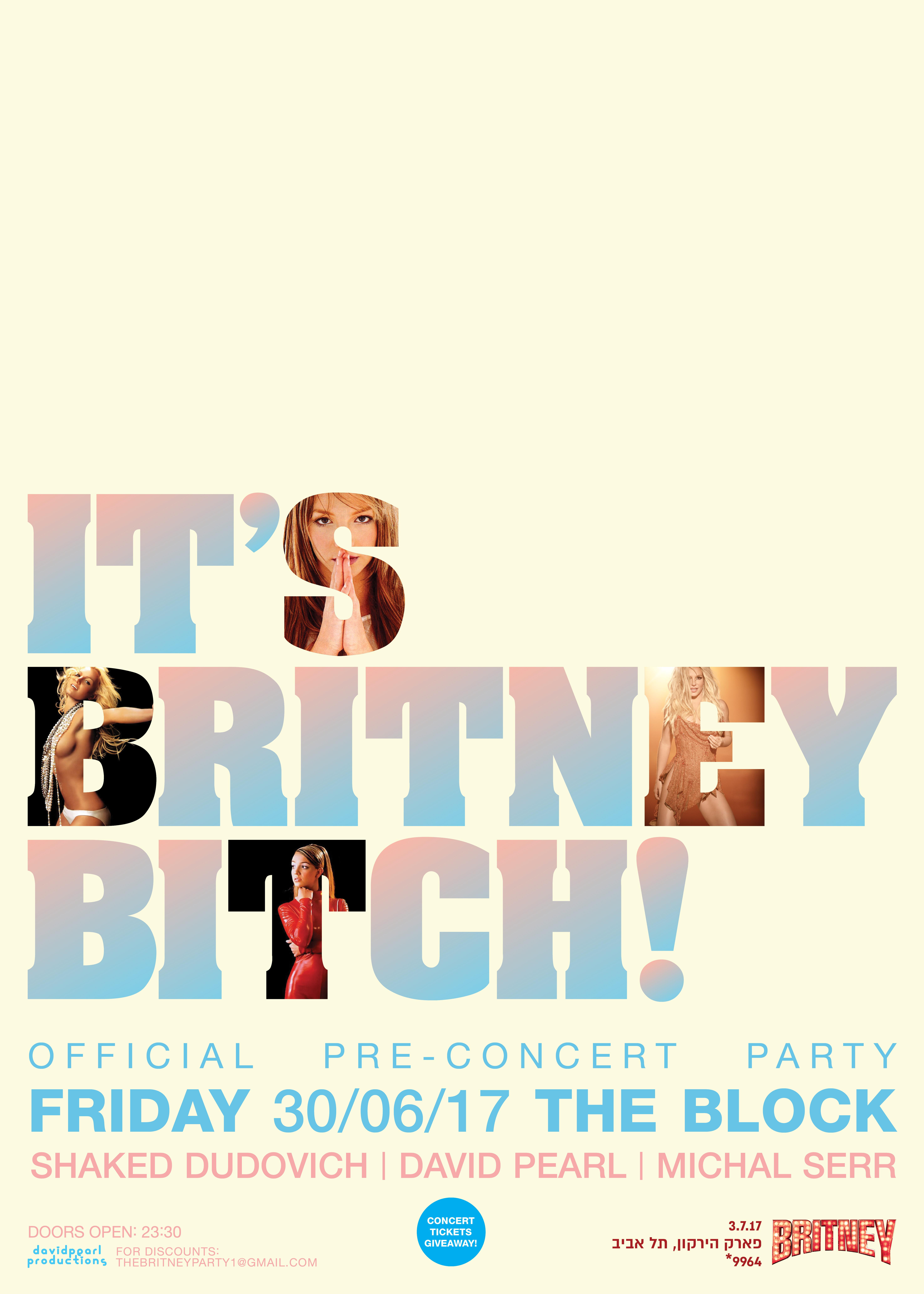 britney 30.06 poster1