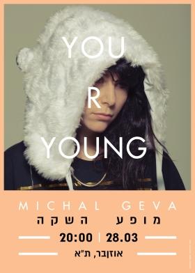 Michal Geva Poster 28.03