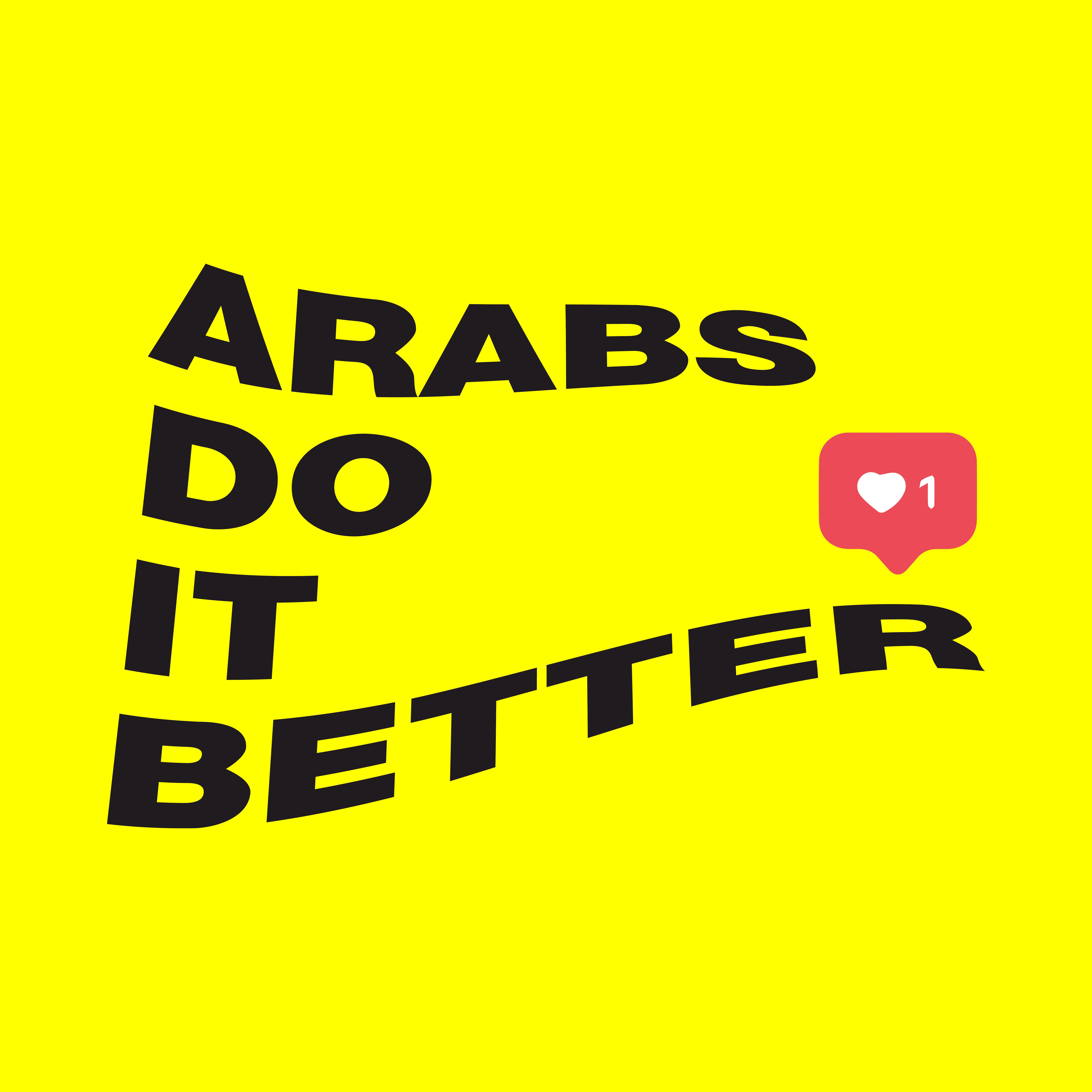ARABS LIKE