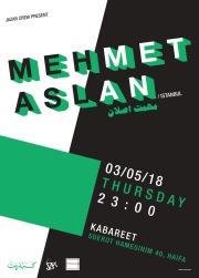 Mehmet Aslan Poster Kabareet