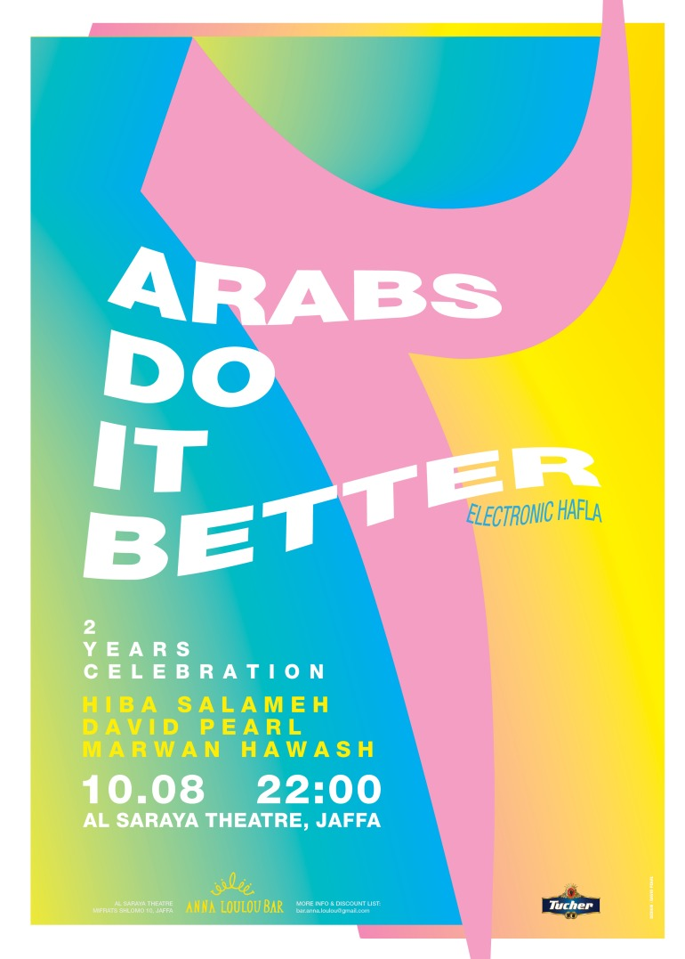 Arabs Do It Better 10.08.18 PosterA